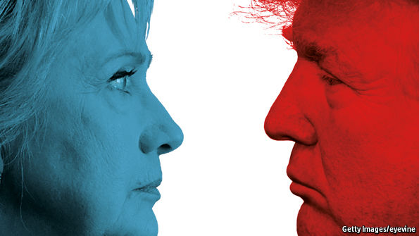 The Presidential Race: A Numbers Game, Nielsen Ratings & The Polls