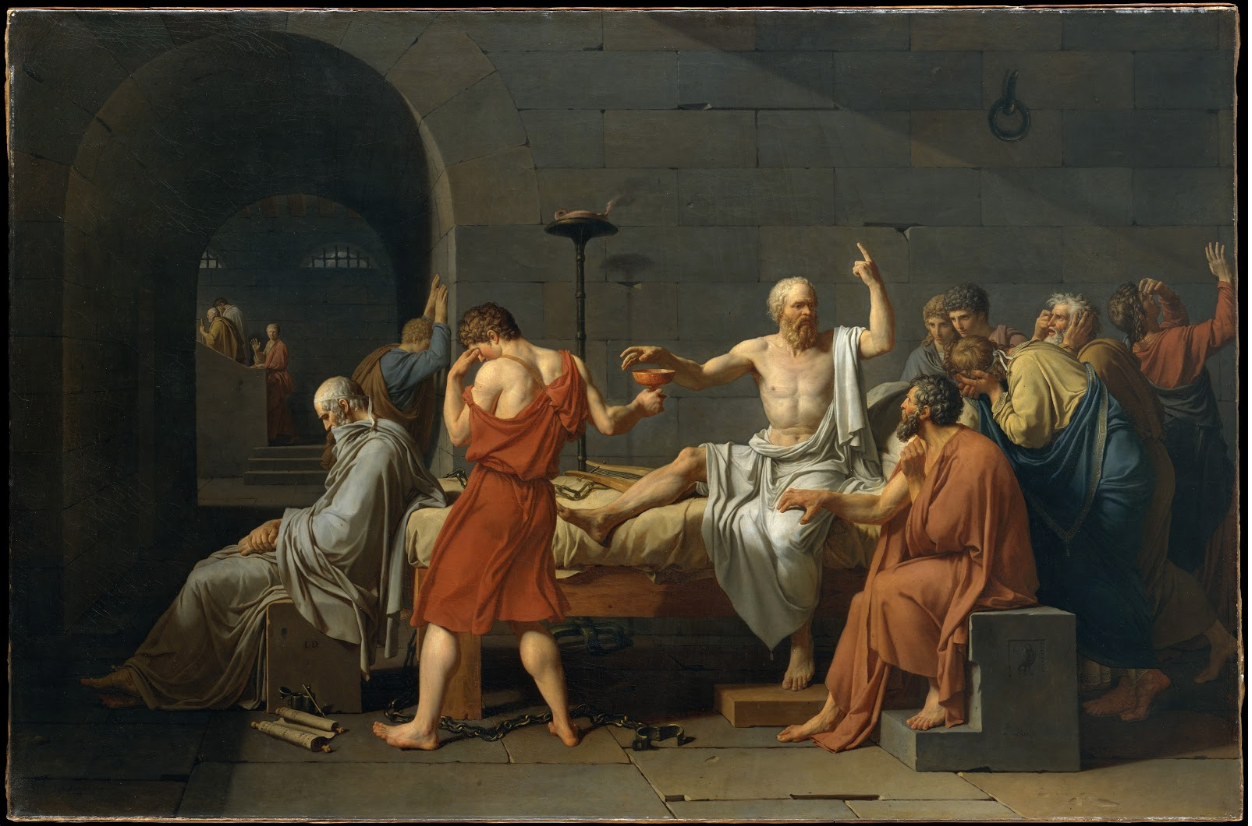 The Starting Salary of Socrates