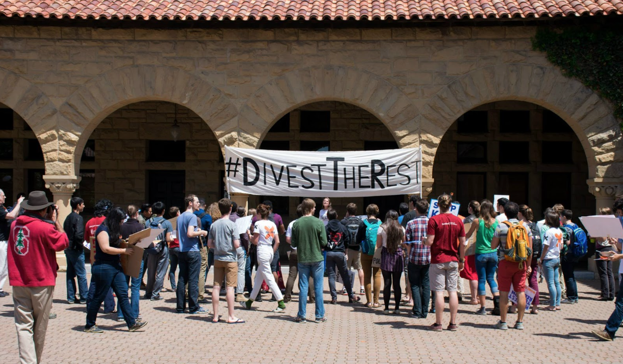 Fossil Fuel Divestment is Misguided: Focus on Investment Instead