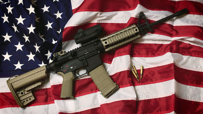 Just Sayin' …Why is America so in love with guns?