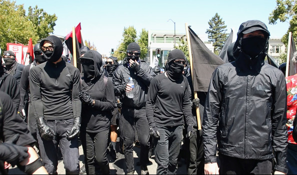 Antifa Thugs Find a Champion and Leader in Stanford Professor