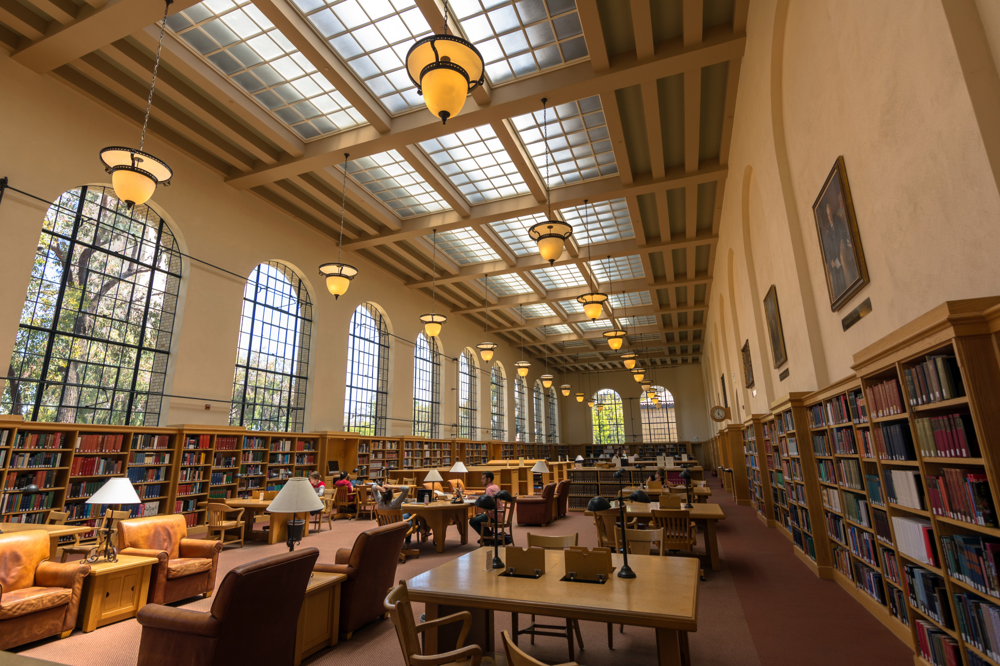 Stanford Study Spots, Reviewed