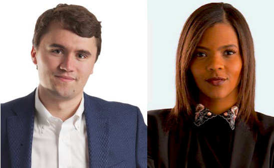 BREAKING: Stanford College Republicans Invite Conservative Activists Charlie Kirk and Candace Owens to Campus