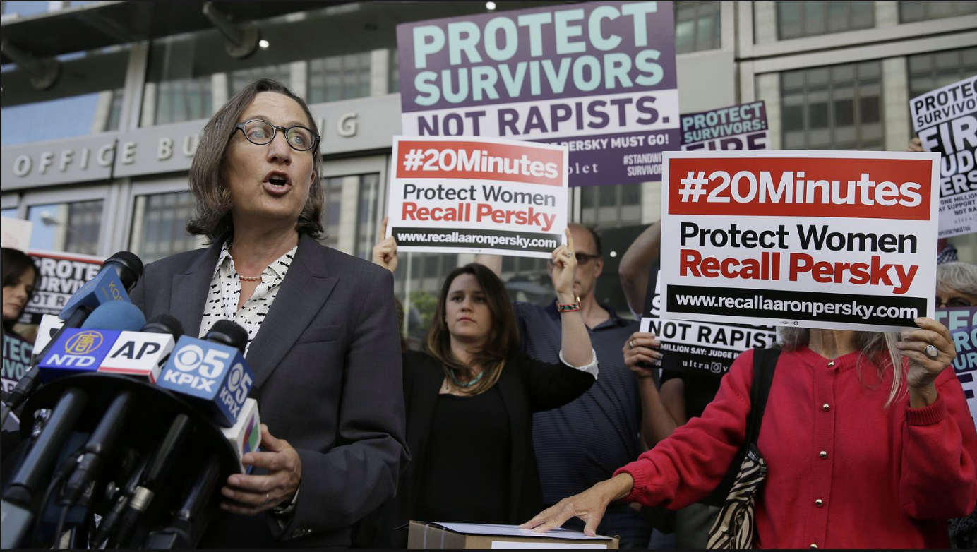 USA  judge slammed for Brock Turner rape sentence removed by voters