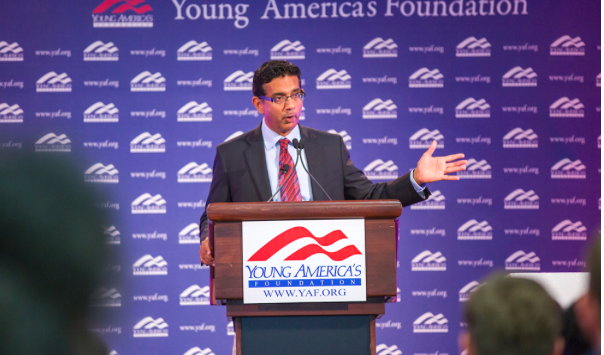 Why We Invited Dinesh D'Souza