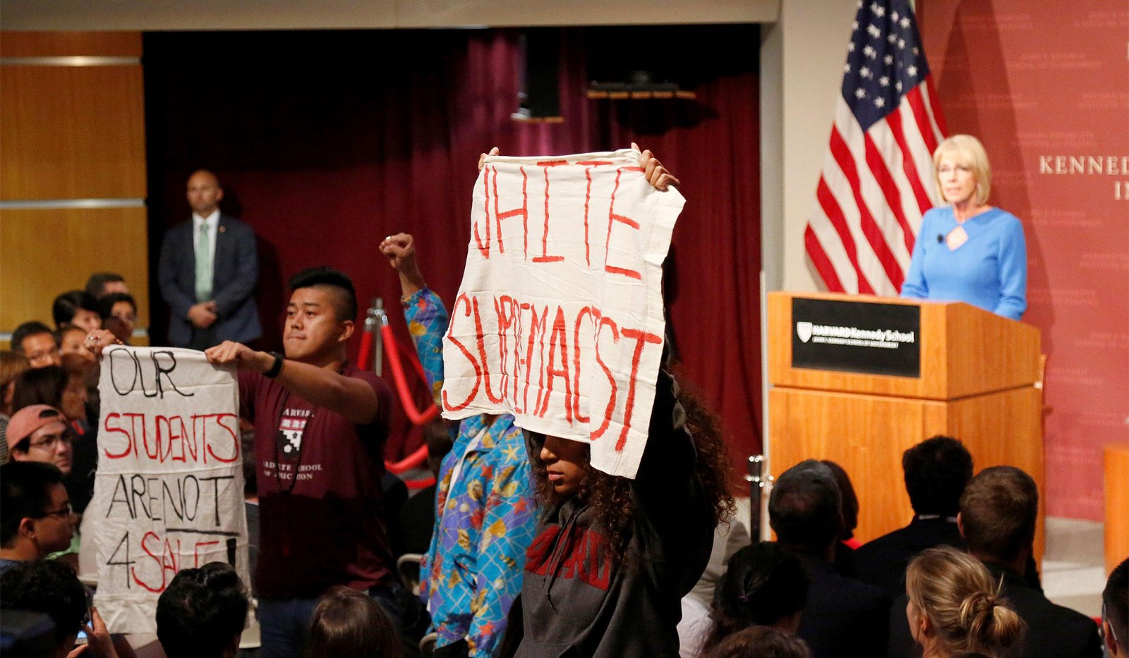 Stanford's Liberals Betray The Left