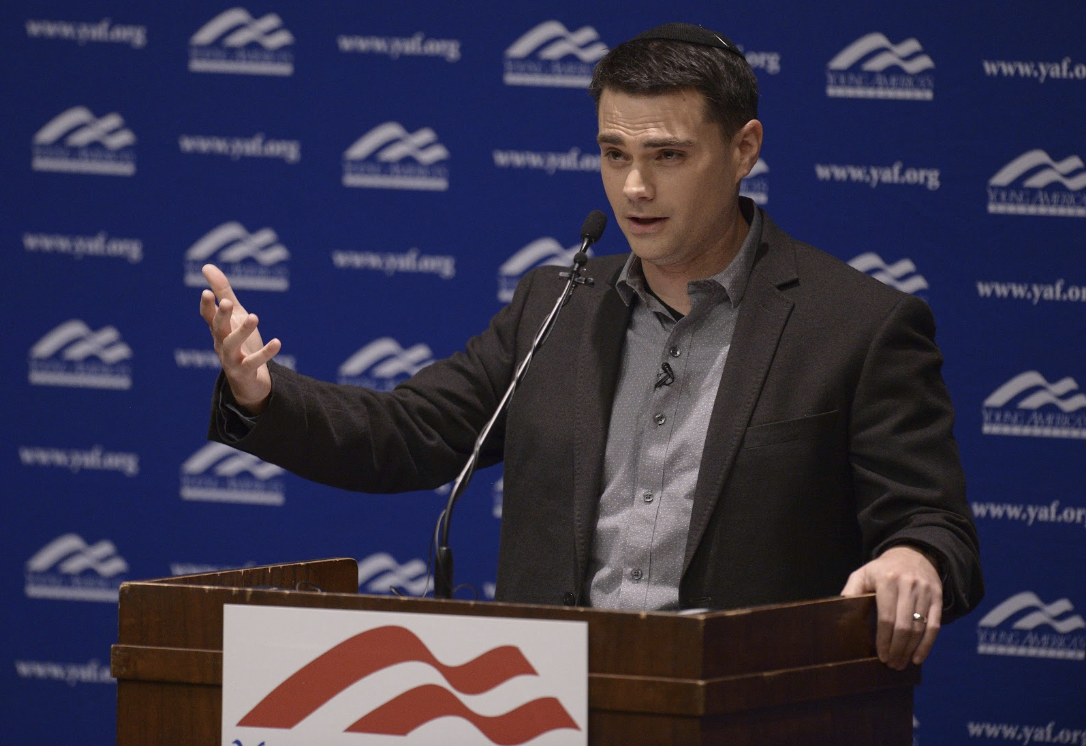 Why We Invited Ben Shapiro