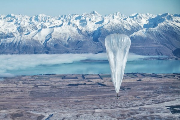 Who says balloons are only for birthdays? Google Loon, Balloon-Powered Internet for Everyone