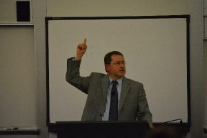 Norquist speaks at the Law School