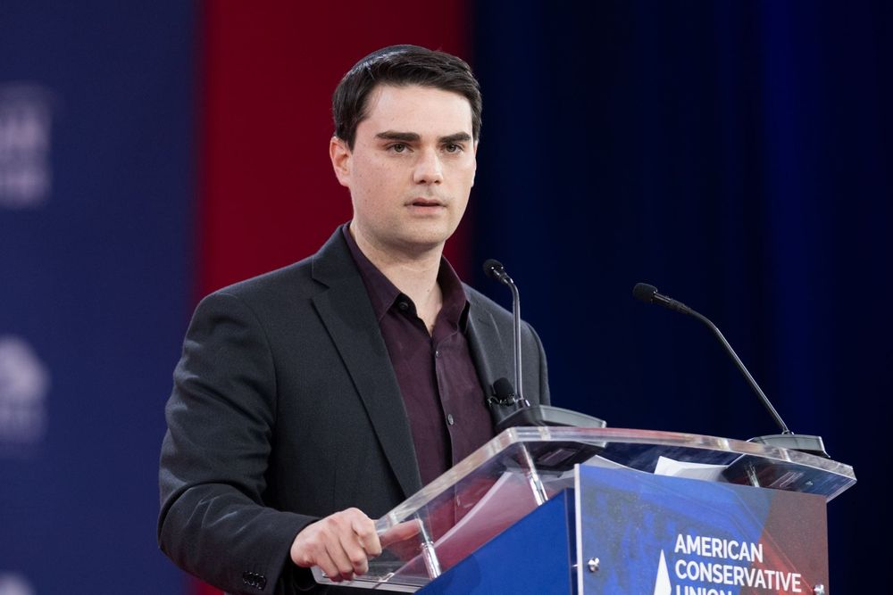 Spoiler Alert: Ben Shapiro Is No Anti-Semite