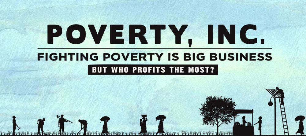 The Poverty Industry: Who profits the most?
