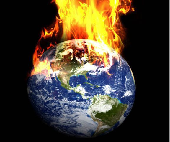 World on Fire? Liberals are the New Reactionaries