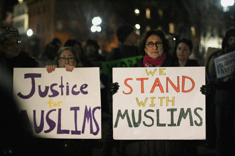 Rally Against Islamophobia Exposes the Double Standards of the Campus Left