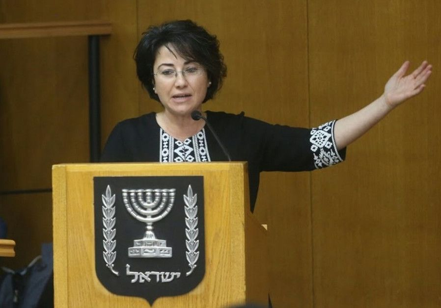 The Paradox of Haneen Zoabi
