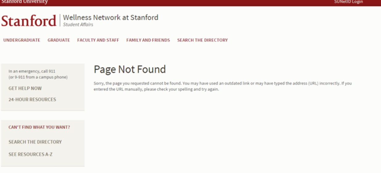 Stanford's Mental Health Resources Are Broken